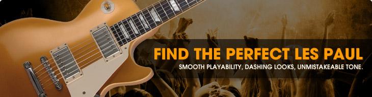 Les Paul Guitar Buying Guide