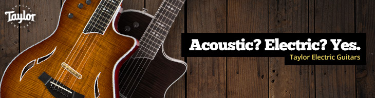The T5 Series Electric-Acoustic Guitar