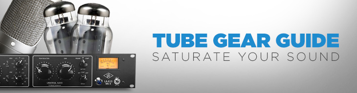 Add some warmth and richness to your recording or live tone with this killer tube gear!