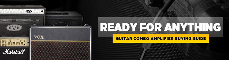 The Guitar Combo Amplifier Buying Guide will help you find the best combo amp in your price range.
