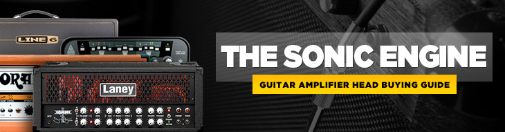 Plug into these guitar amplifier heads and let your tone rip!