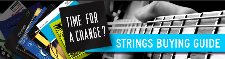 zZounds Strings Buying Guide