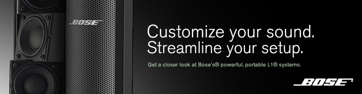 Which Bose L1 system is right for you?