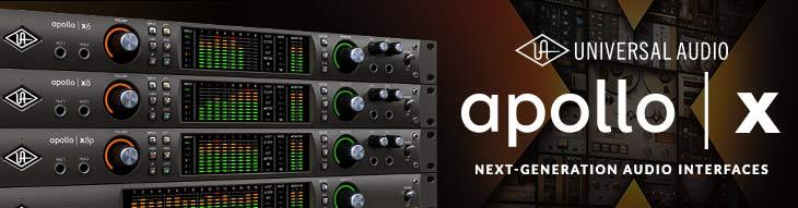 Back in Black: New Apollo Black audio interfaces are here!