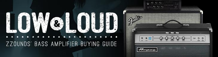 Bass Amplifier Buying Guide