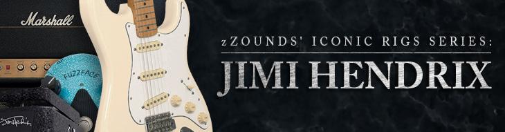 zZounds' Iconic Rigs: Jimi Hendrix