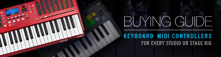 MIDI keyboard controller buying guide