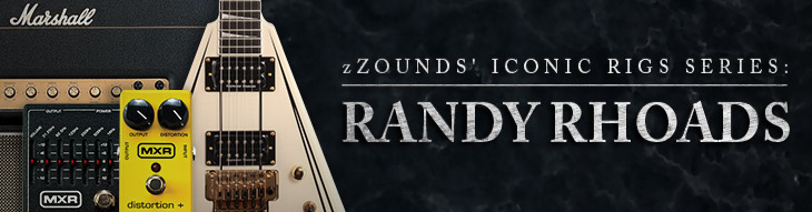 zZounds' Iconic Rigs: Randy Rhoads