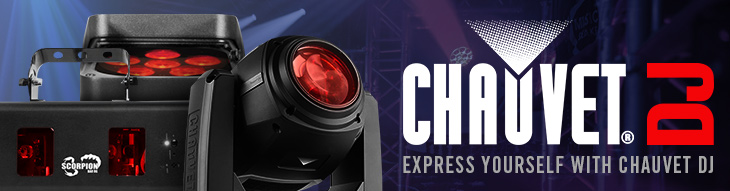 Chauvet DJ and Stage Lighting