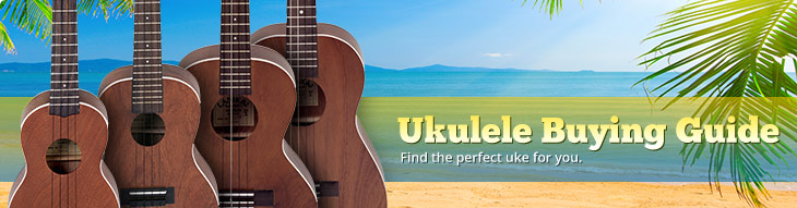 Find the perfect ukulele