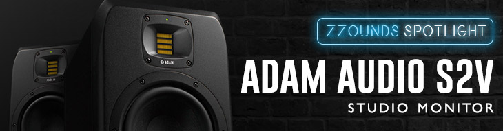 ADAM Audio S2V studio monitor