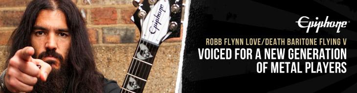 Robb Flynn Signature Epiphone