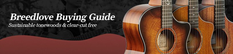 Breedlove Acoustic Guitars