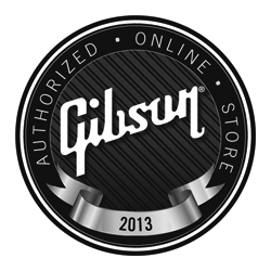 zZounds is an authorized dealer of Gibson