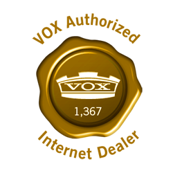 Authorized Vox Retailer