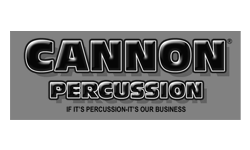 zZounds is an authorized dealer of Cannon Percussion