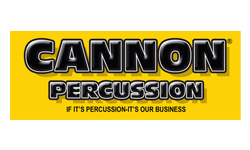 Authorized Cannon Percussion Retailer