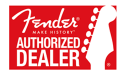 Authorized Fender Retailer