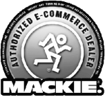 Authorized Mackie Retailer