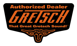 Authorized Gretsch Guitars and Drums Retailer