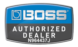 zZounds is an authorized dealer of Boss