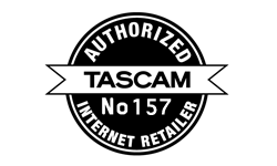 zZounds is an authorized dealer of Tascam