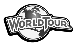 Authorized World Tour Retailer