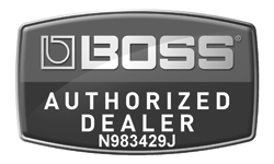 zZounds is an authorized dealer of Boss Bass Effects
