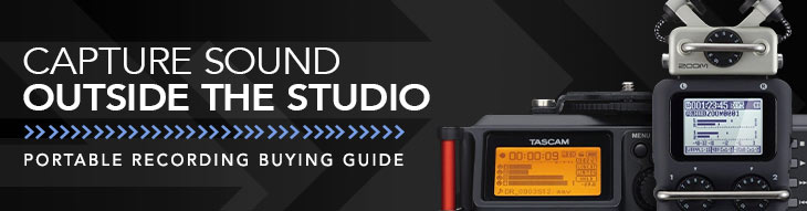 Take your studio with you