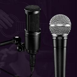 Microphones Beginner's Gear Guide