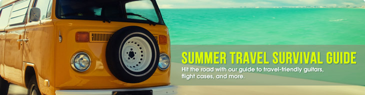 Your Guide to Surviving Summer Travel