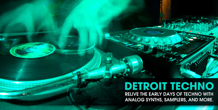 Road Map to Detroit Techno