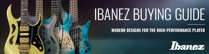 zZounds' Ibanez Buying Guide