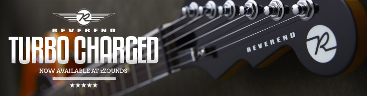 Turbo-Charged Reverend Guitars