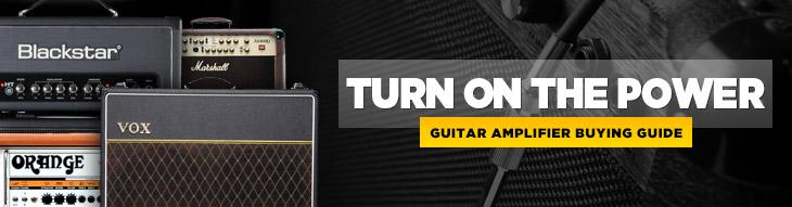 Guitar Amplifier Buying Guide