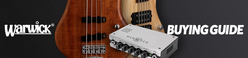 Warwick basses combine innovative designs and incredible tone -- it's The Sound of Wood.