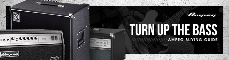 Ampeg Bass Amplifiers Buying Guide