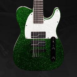 ESP LTD SCT-607B Stephen Carpenter Baritone Electric Guitar, 7-String
