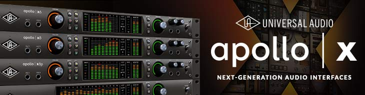 Back in Black: New Apollo Black audio interfaces are here!