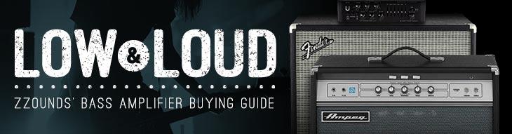 Bass Amplifier Buying Guide