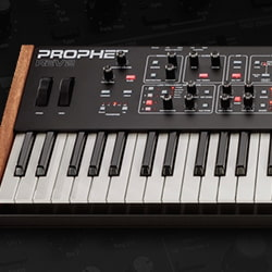 Dave Smith Prophet Rev2 16-Voice Analog Synthesizer Keyboard