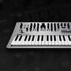 Korg Minilogue Analog Polyphonic Synthesizer, 37-Key
