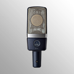 AKG C 214 instrument microphone