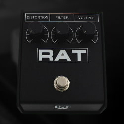 Pro Co Rat2 Distortion