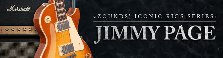 zZounds' Iconic Rigs: Jimmy Page