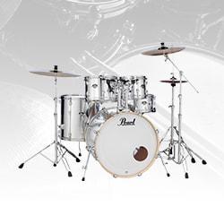 Pearl EX725SPC Export Drum Kit, 5-Piece