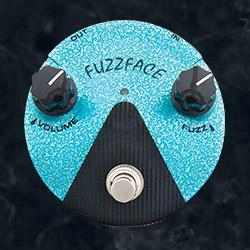 Dunlop FFM3 Hendrix Fuzz Face Mini