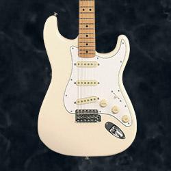 Fender Jimi Hendrix Stratocaster in Olympic White