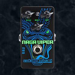 Catalinbread Naga Viper Modern Treble Booster Pedal