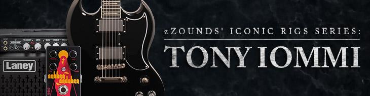 zZounds' Iconic Rigs: Tony Iommi
